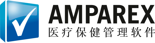 AMPAREX医疗保健管理软件
